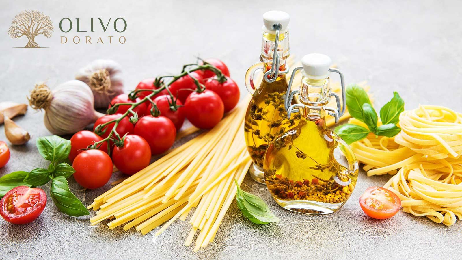 Olivenöl und die mediterranen Ernährung