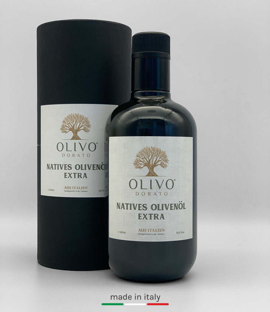 Olivo Dorato 500ml