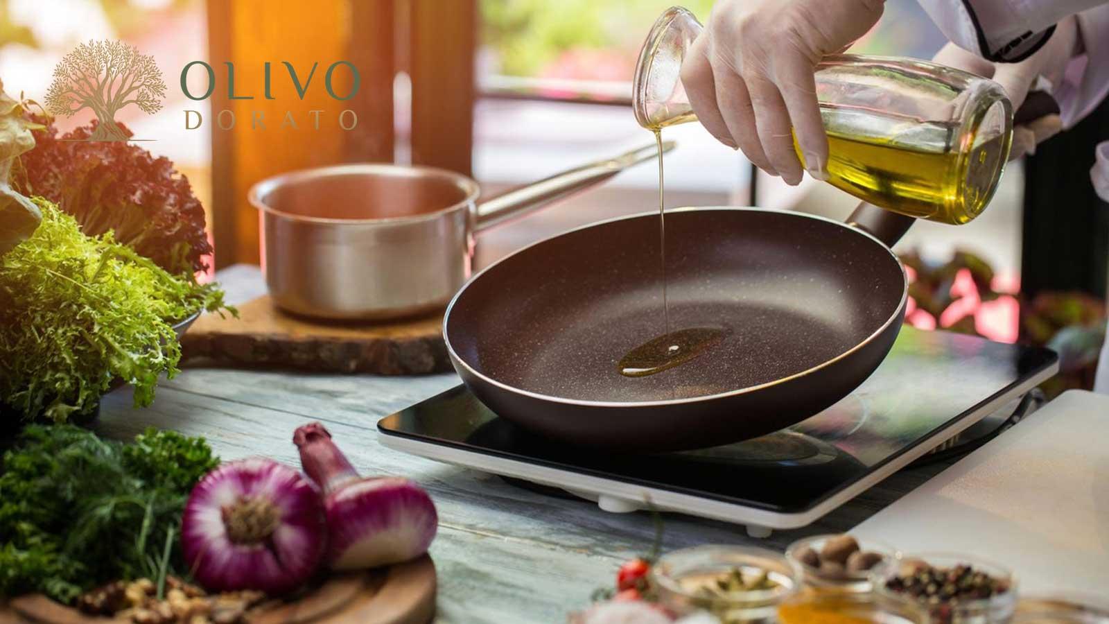 Olivenöl zum braten