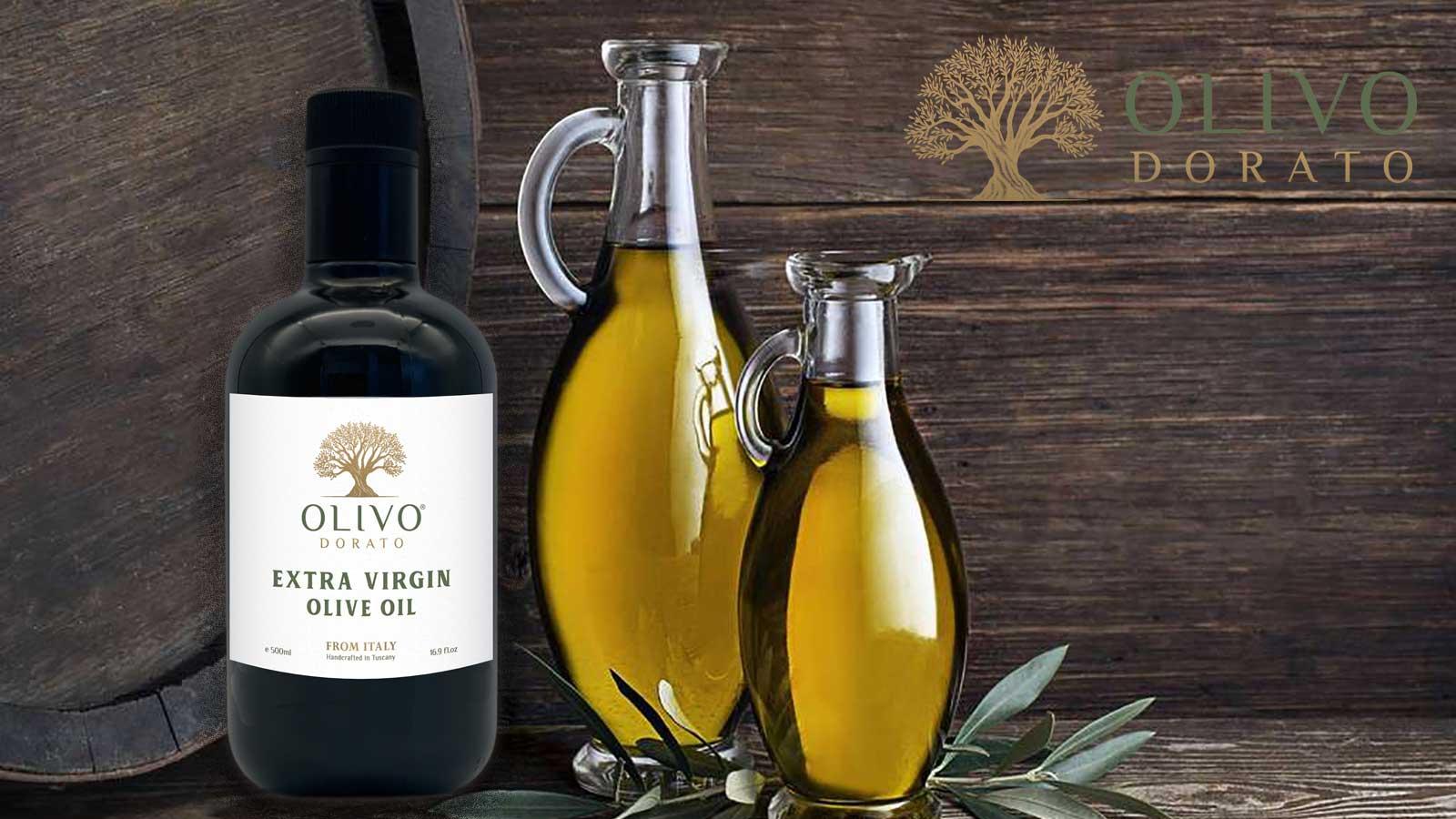 Olivo Dorato ist gutes Olivenöl