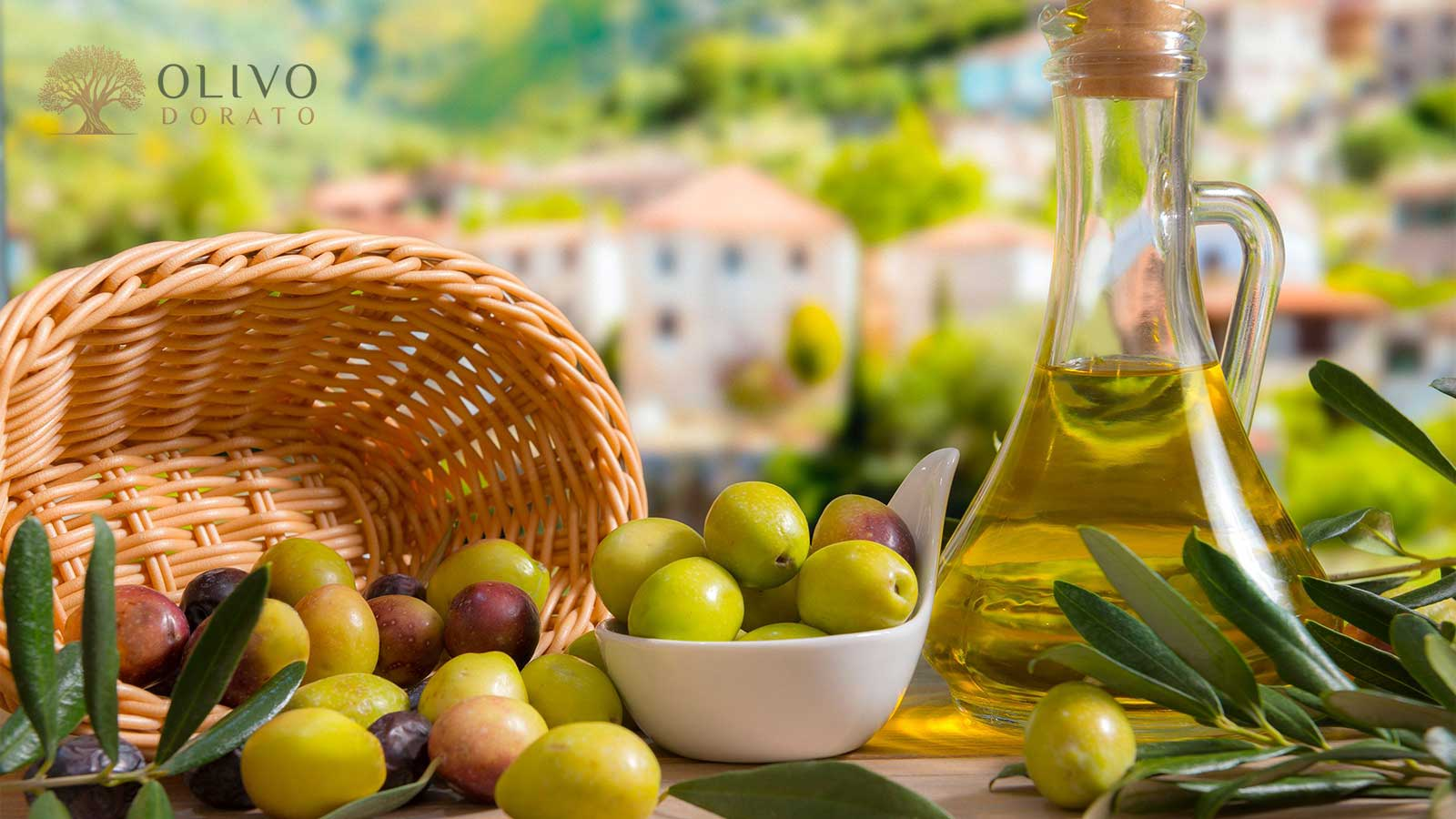sind Oliven gesund