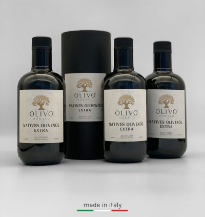 3 Flaschen Olivo Dorato zum besten preis